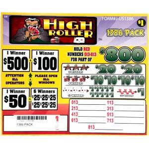 1386PACK High Roller