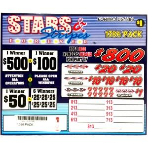 1386PACK Stars n Stripes