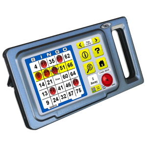 TAB-e Bingo Gaming Handheld Tablet