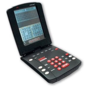 SuperChamp Bingo Gaming Handheld Unit