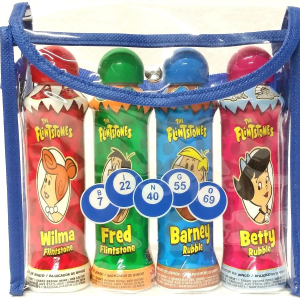Flintstones Bingo Dauber 4 Packs
