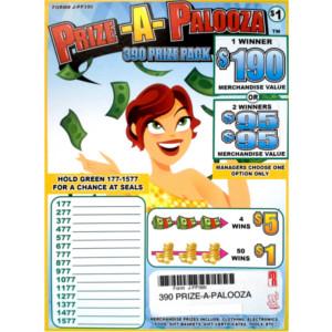 Prize A Palooza (390 Count)