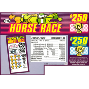 Horse Race (980 Count)