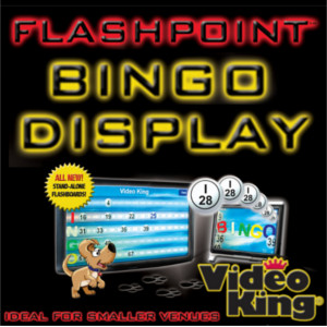 Flashpoint Bingo Display Package