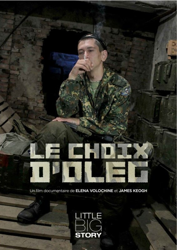 Affiche du film Le choix d'Oleg