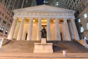 Federal Hall | Wall Street | NYC
