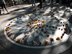 Strawberry Fields | New York Bus Tours