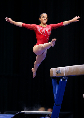 USA Gymnastics: June 8, 2012 - Senior Women Day 1 - Aly Raisman