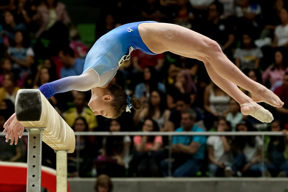USA Gymnastics: April 28 - Team/All-Around Finals &emdash;