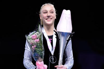USA Gymnastics: March 1, 2013 - Competition &emdash; Alex McMurtry - All-Around Champion