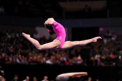 USA Gymnastics: March 2, 2013 - Competition &emdash; Katelyn Ohashi