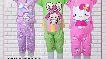 baju tidur korea anak
