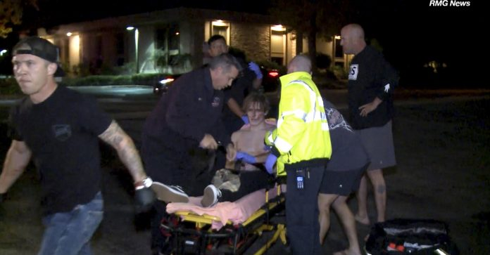 Twelve People Killed In Mass Shooting At Thousand Oaks