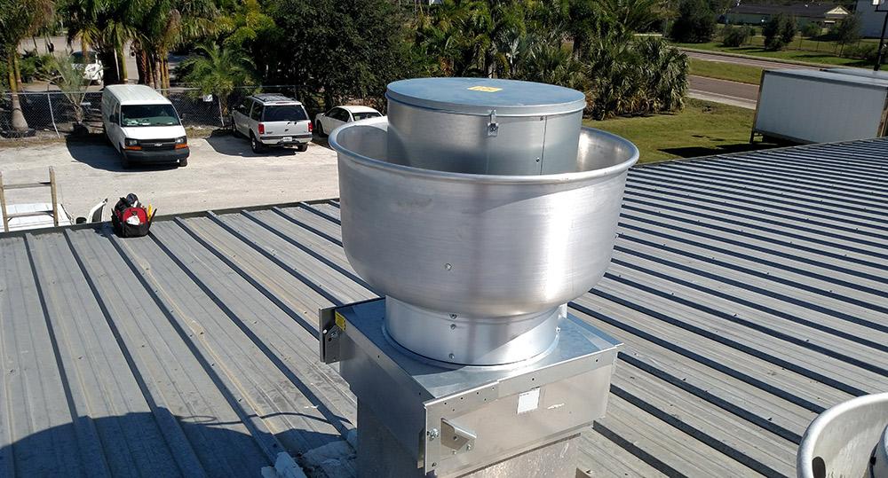 commercial ventilation tampa hvac