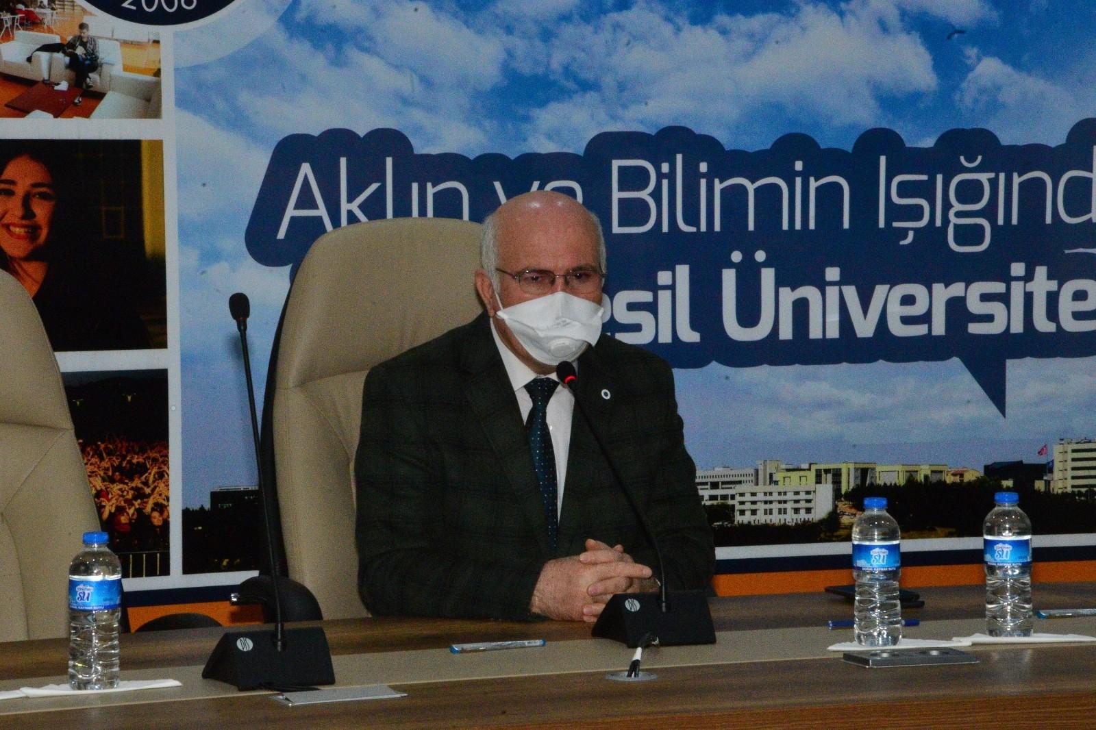 Uşak Üniversitesi 'bölgesel kalkınma ve girişimciliğin' merkezi oluyor