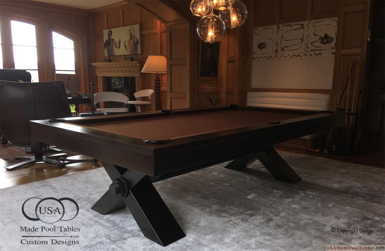 Industrial Pool Tables Steel Pool Tables Metal Pool