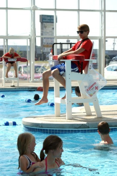 Swimming Pool Services Lifeguard