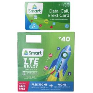 philippines Smart sim card