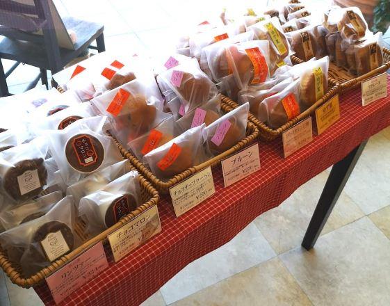 和歌山県岩出市ケーキ工房匠太平の焼き菓子2