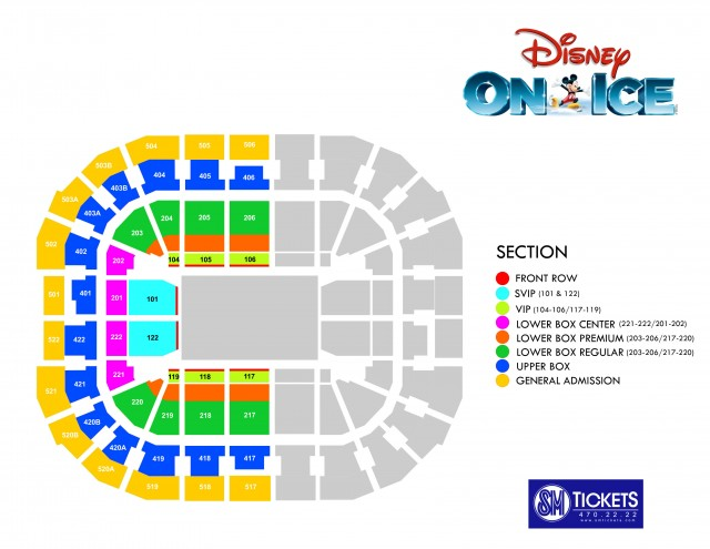 Disney on ice in Philippines