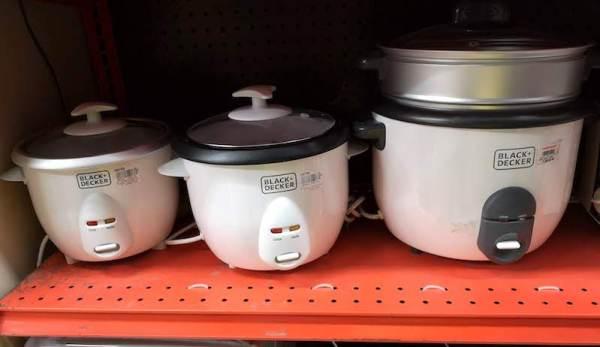 フィリピンの炊飯器の価格