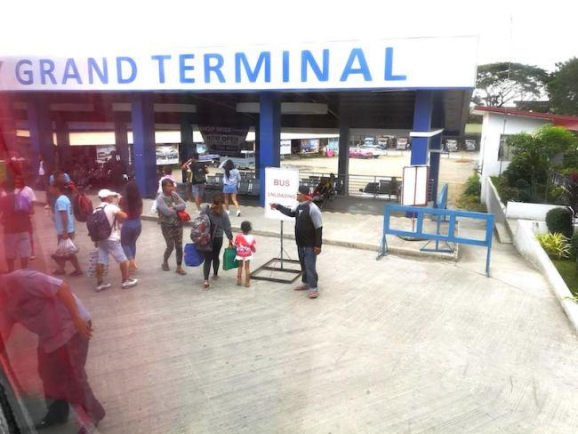 バタンガスパシフィックターミナル