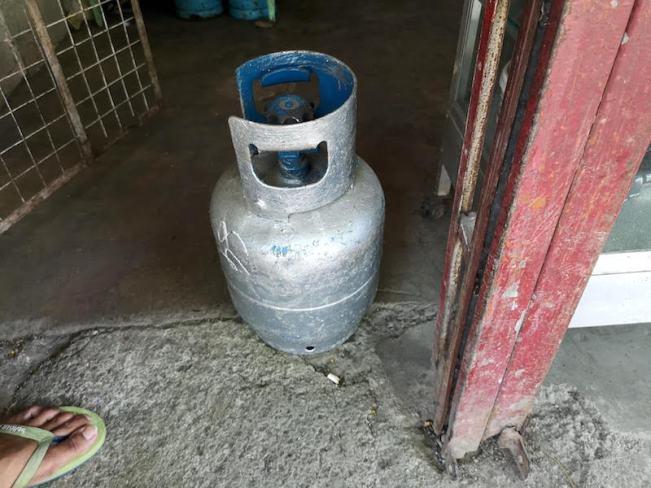 フィリピンのガス、ミニサイズ