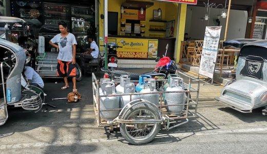 フィリピンのガス事情!どこで買えるの?値段は?コンドミニアムでも使えるの?