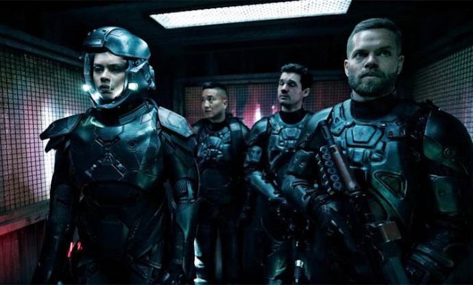 The Expanse - Amazon Is Picking Up From SyFy, Because Streaming Is Eating The Universe
