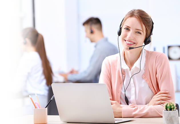 Virtual receptionists are the way of the new world