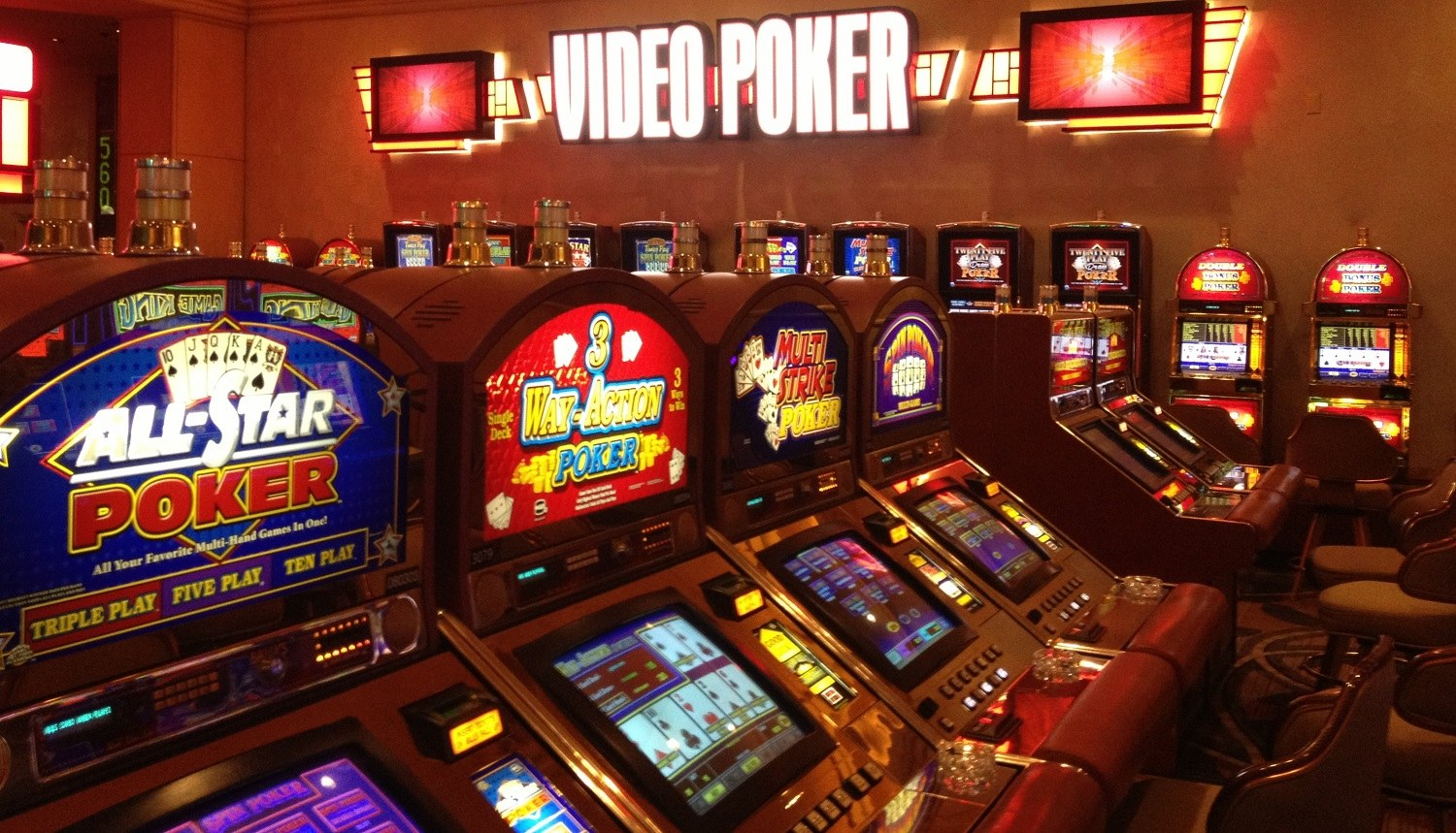 How To Be A Winner At Video Poker  Usa Online Casino