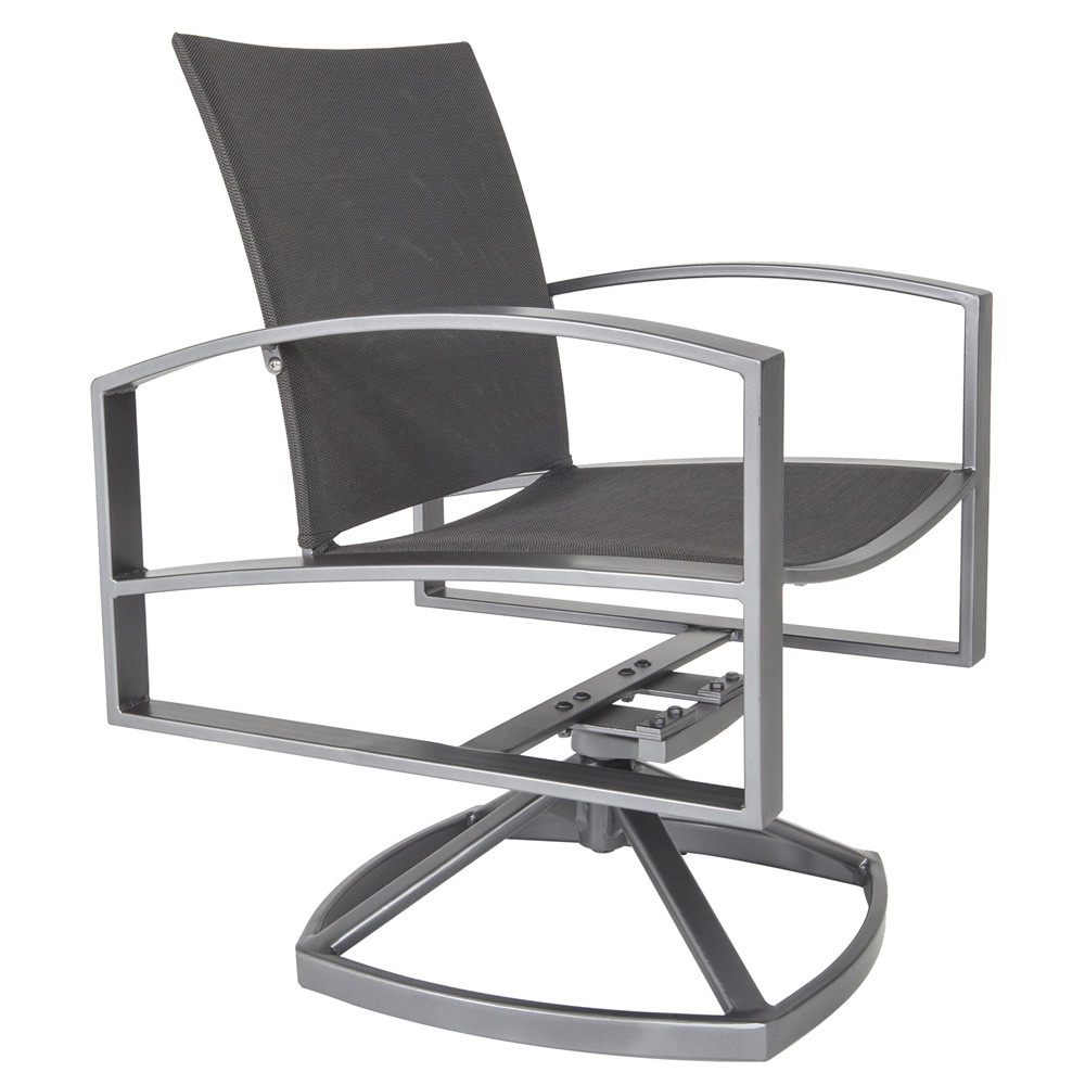 Swivel Rocking Chairs Ow Lee Pacifica Swivel Rocker Dining Arm Chair
