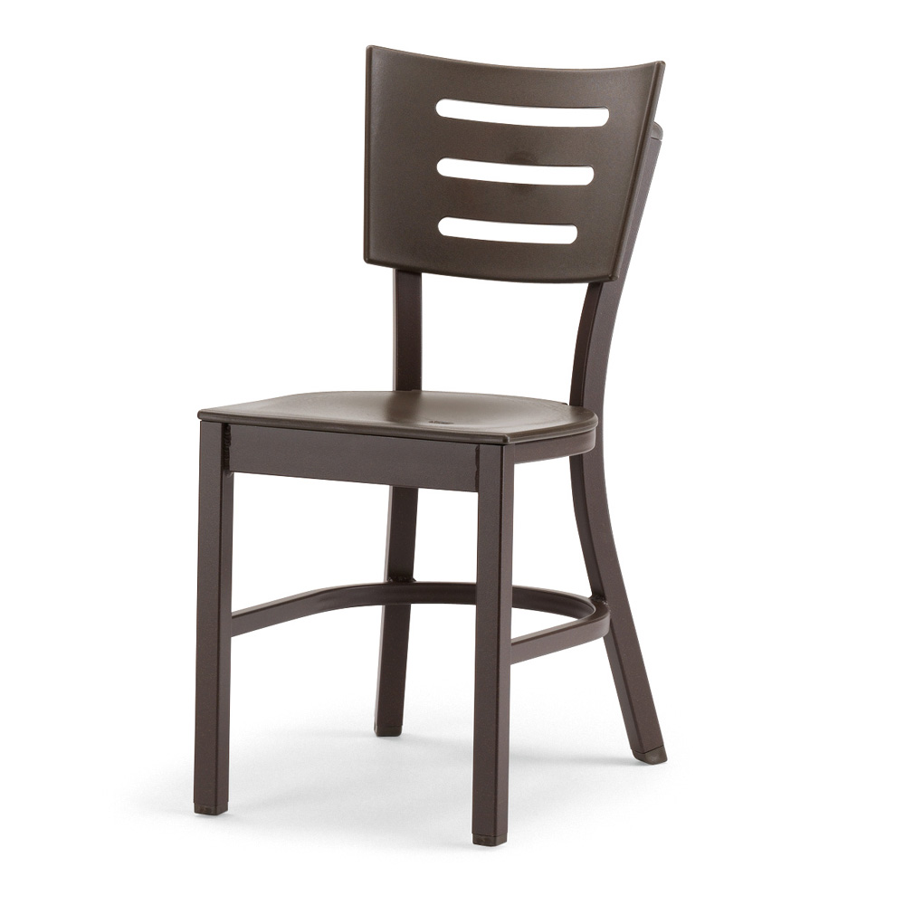 Stacking Dining Chairs Telescope Casual Avant Mgp Aluminum Stacking Armless Dining Chair