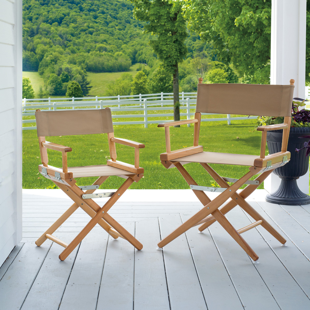 Famous Chair Telescope Casual World Famous Director Dining Chair