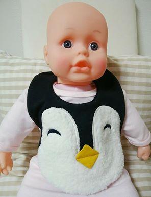 抱っこ人形のぷぷさん