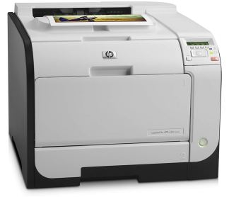 HP M451dn Color LaserJet Printer