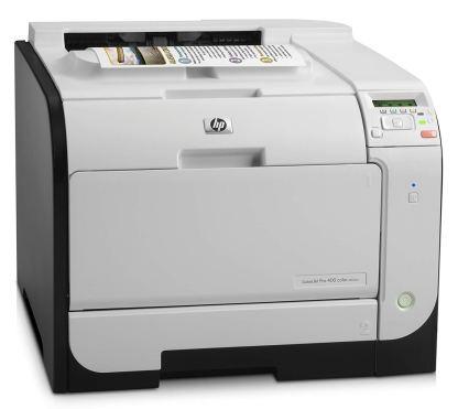 HP M451dw Color LaserJet Printer