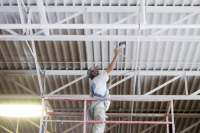 Ceiling Painting l Metal Ceiling Painters for Warehouses ...