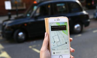 Uber signals recovery in rides as lockdown restrictions ease