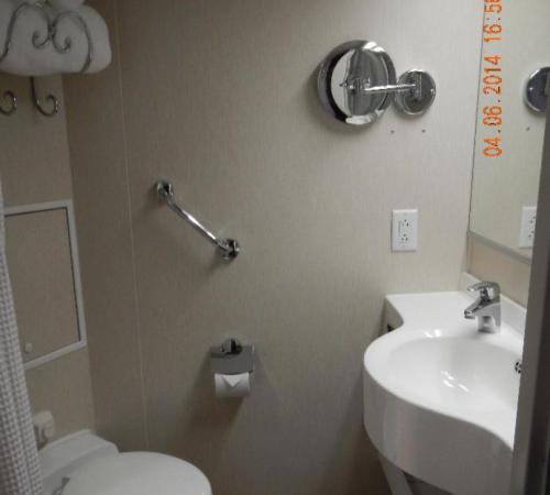 Empress washroom