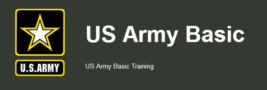 US Army Basic has a new look!