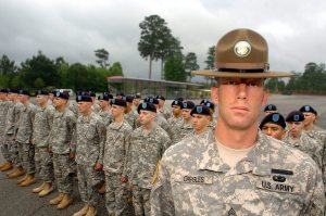 Preparing for Basic Training with Exercise