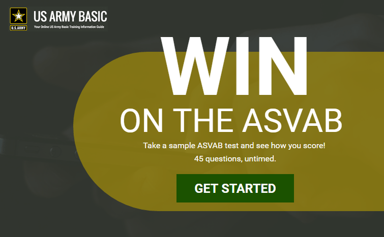 Get the Sample ASVAB Test