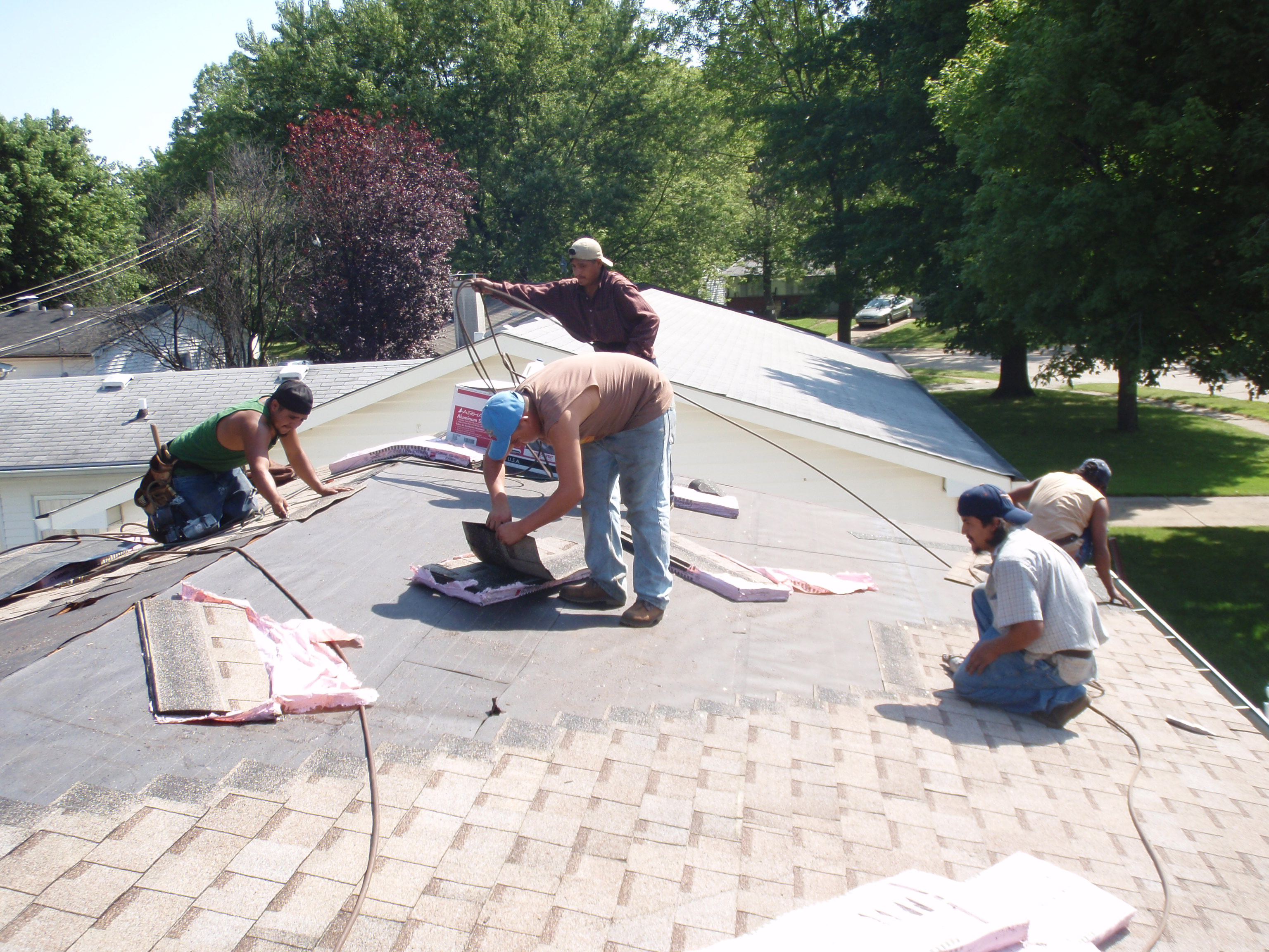 Amazing Tom U0026 Buahah Installation Of Donated Roof By USA Roofing