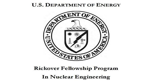 Rickover Fellowship Program in Nuclear Engineering