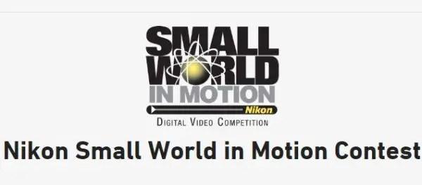 The Nikon International Small World Competition