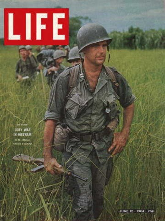 LIFE Covers: The Vietnam War (5/6)