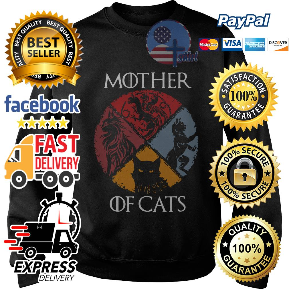 Official Mother of cats Game of Thrones Sweater