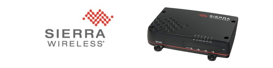 AirLink® MG90 LTE-Advanced Router from Sierra Wireless