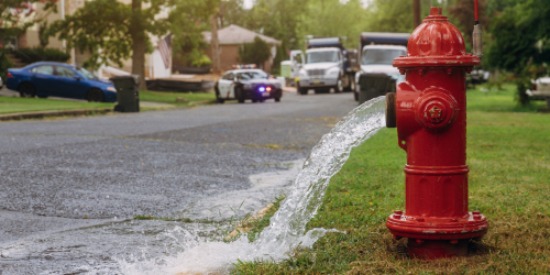 Municipal Water Management Communications from USAT